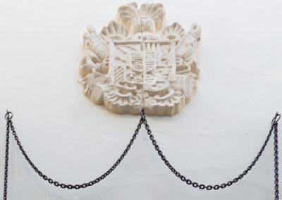 escudo de la Casa de la Cadena_Utiel