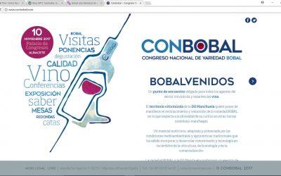 Congreso Internacional de la Bobal en Albacete
